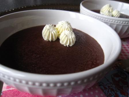 Mormors chokladkräm