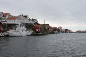 Båt och vatten - Kopia