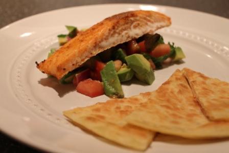 Tacolax med avokadosalsa och västerbottentortilla