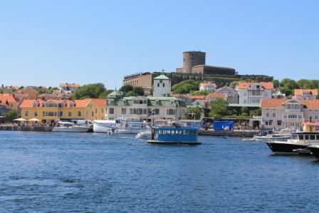 Båttaxi Marstrand