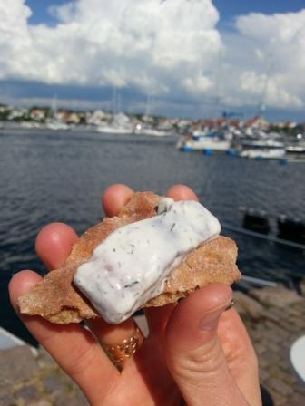 Pappasill från Hälsö fisk