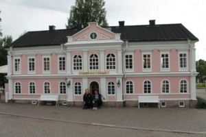 Ministadshotell i Vimmerby