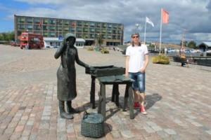 Fisketorget i Karlskrona