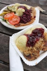 Hamngatans grill i Ystad
