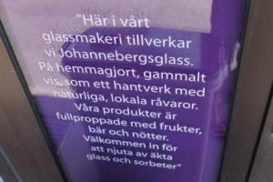 Glassmakeriets filosofi