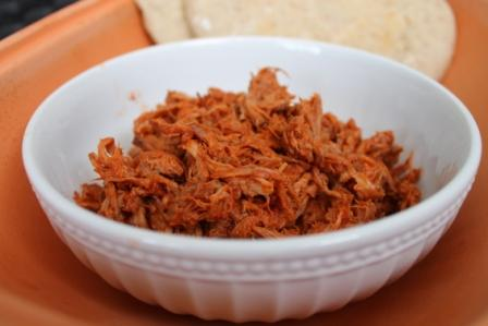 Pulled pork - dragen gris