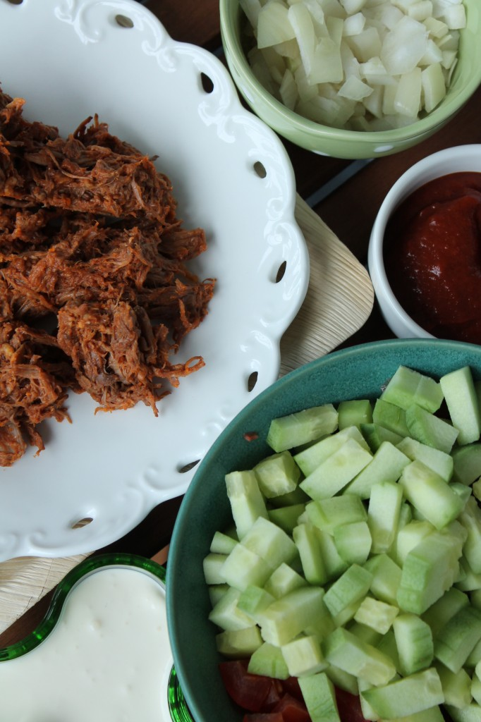 pulled beef-lergryta-bbq