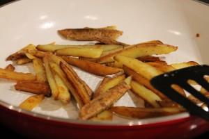 råstekt potatis