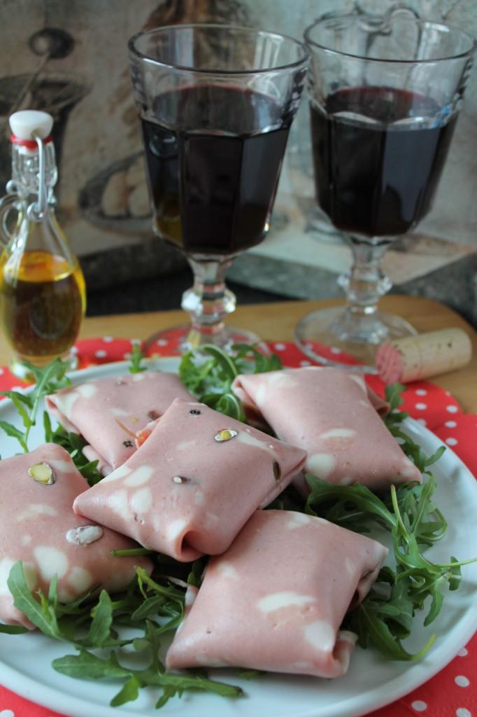 mortadellarullar-tryffelricotta