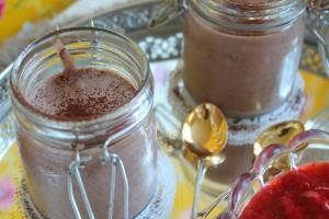 chiapudding kokos choklad mjölkfri frukost
