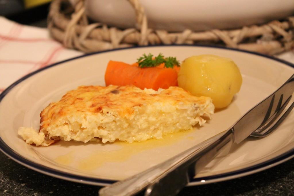 fiskpudding torsk skirat smör förskolemat
