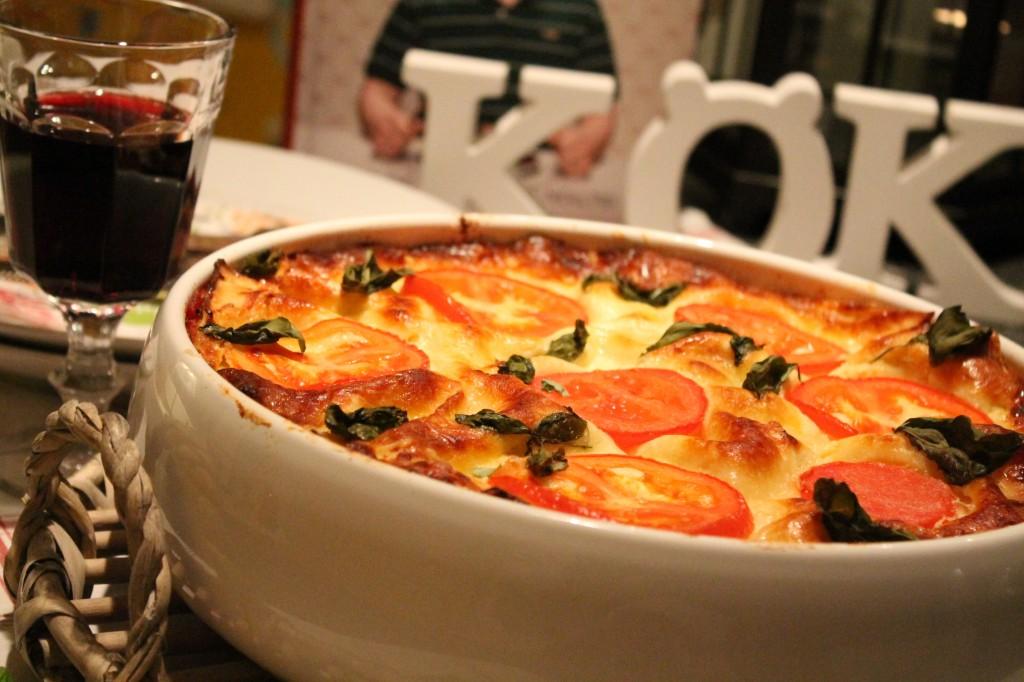 lasagne crème fraiche jamie oliver