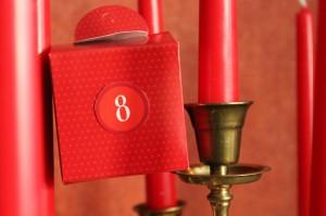 lucka 8 blogg julkalender