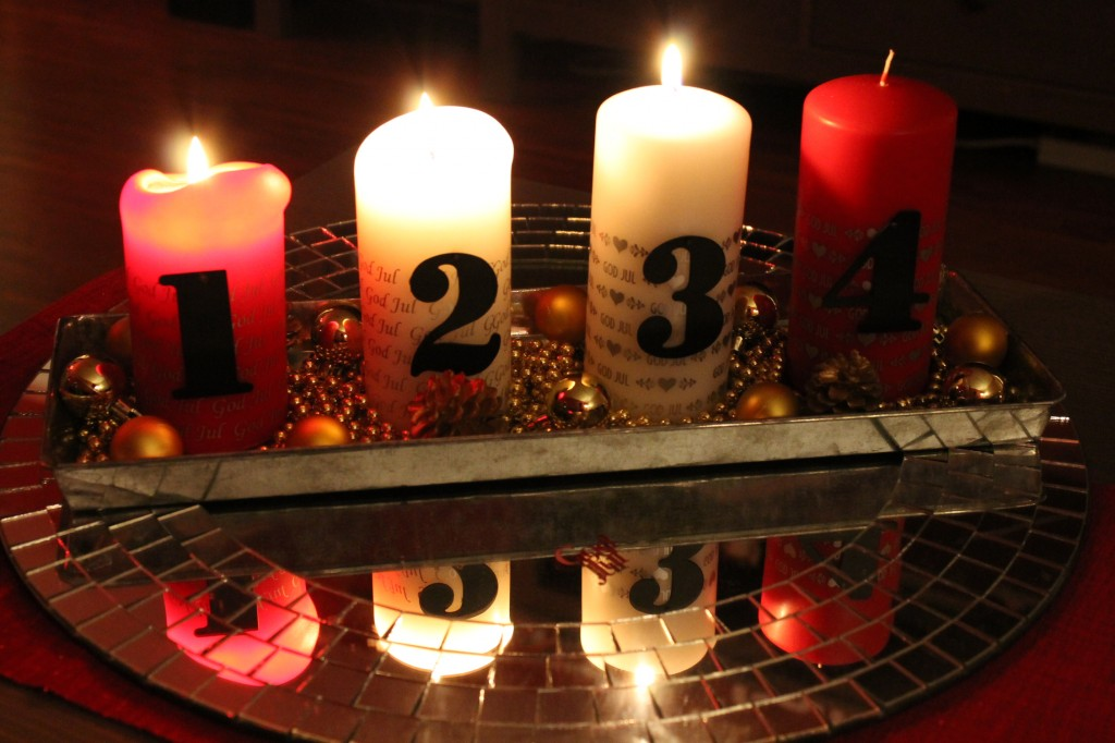tredje advent blogg julkalender