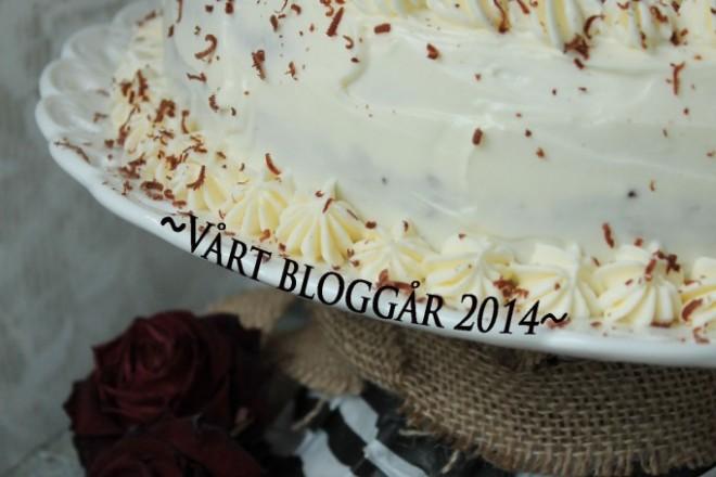 vårt bloggår 2014