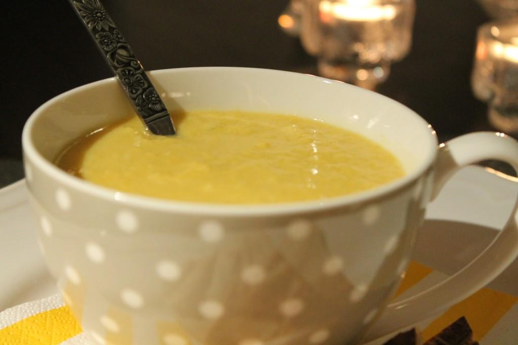 rostad majssoppa