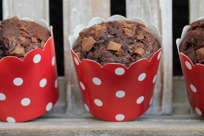 världens godaste muffins recept