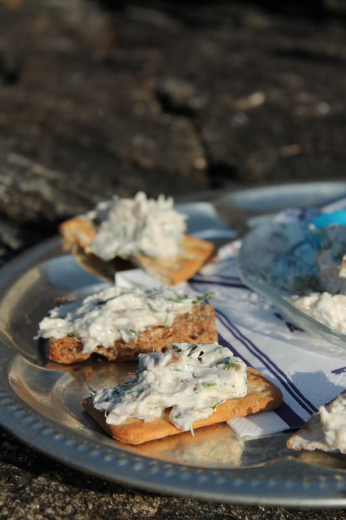 makrillskagen rökt makrill fiskröra