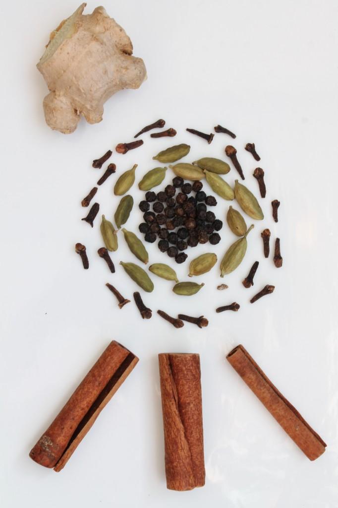 yogi-té kryddblandning