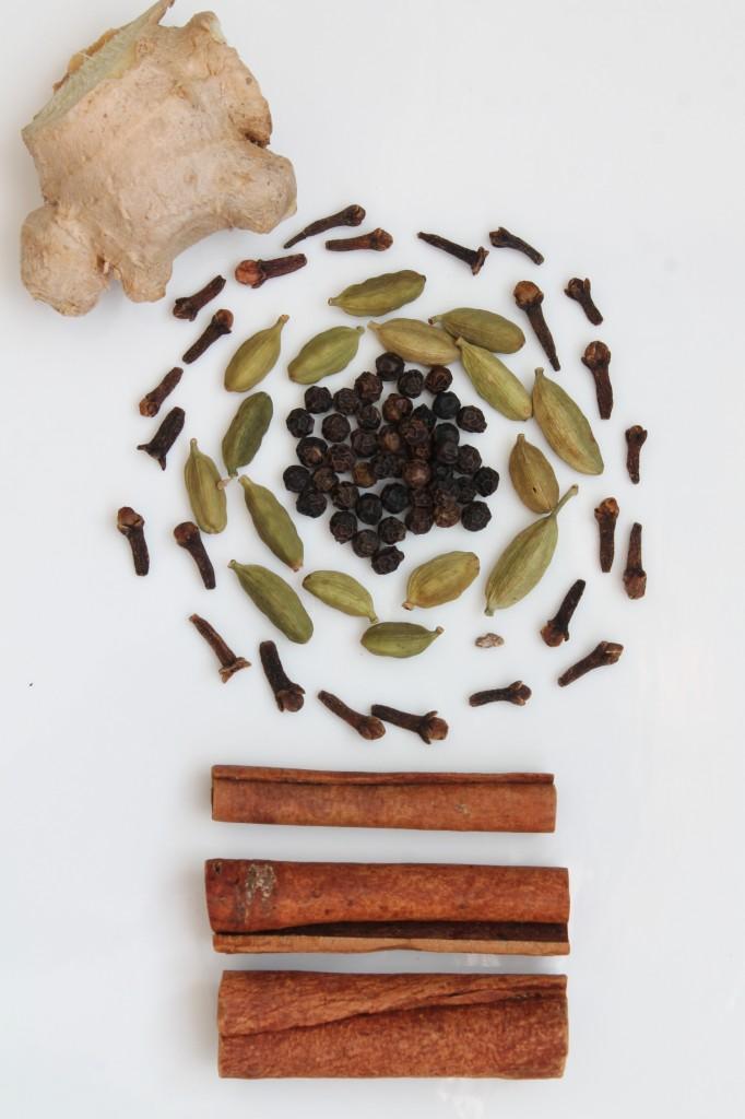 ayurvedisk örtblandning yogi-té