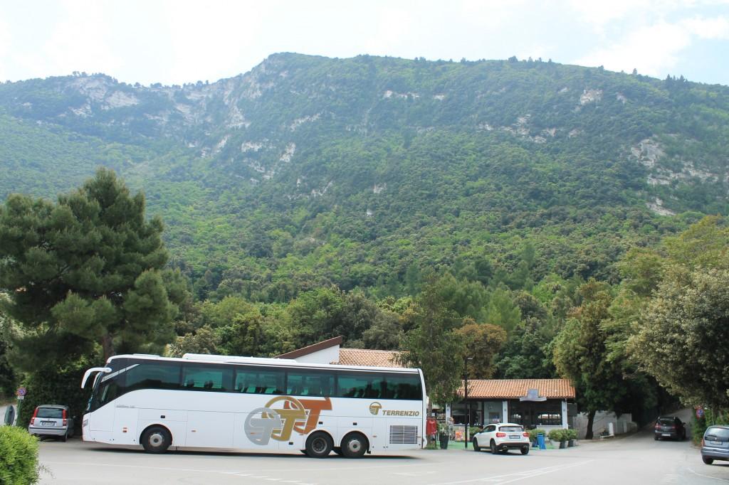 buss italien
