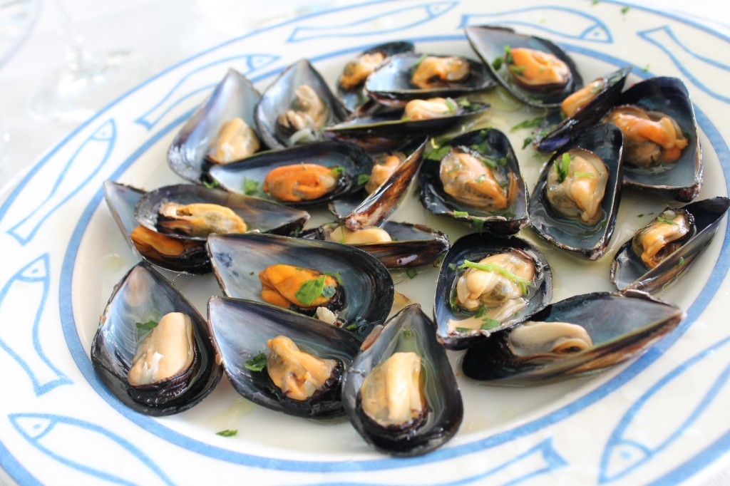 musslor portonovo da emilia
