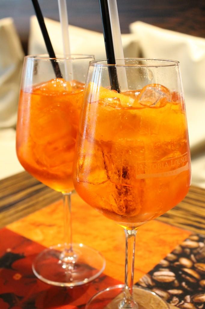 aperol spritz vindrink aperitif