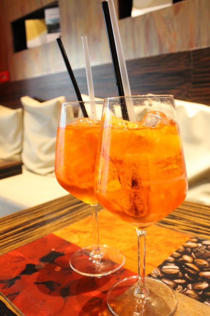 spritz aperol vindrink italien aperitif