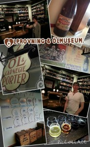 ölprovning bryggerimuseum göteborgs nya bryggeri
