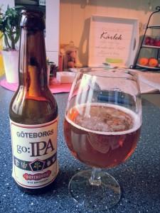 göteborgs nya bryggeri go ipa