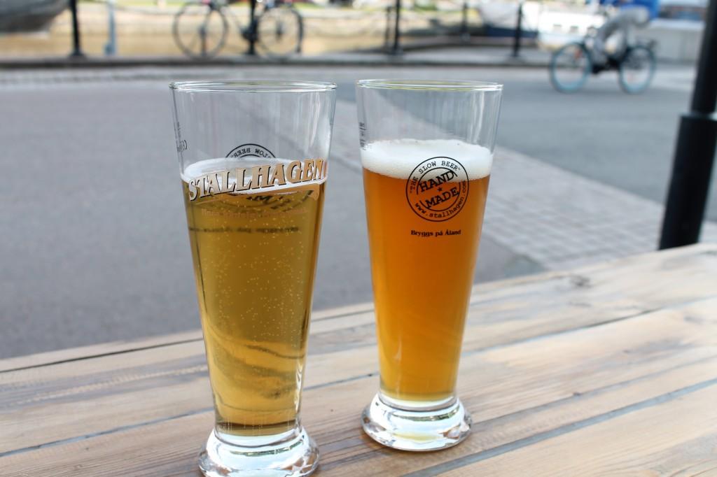 stallhagen öl åland