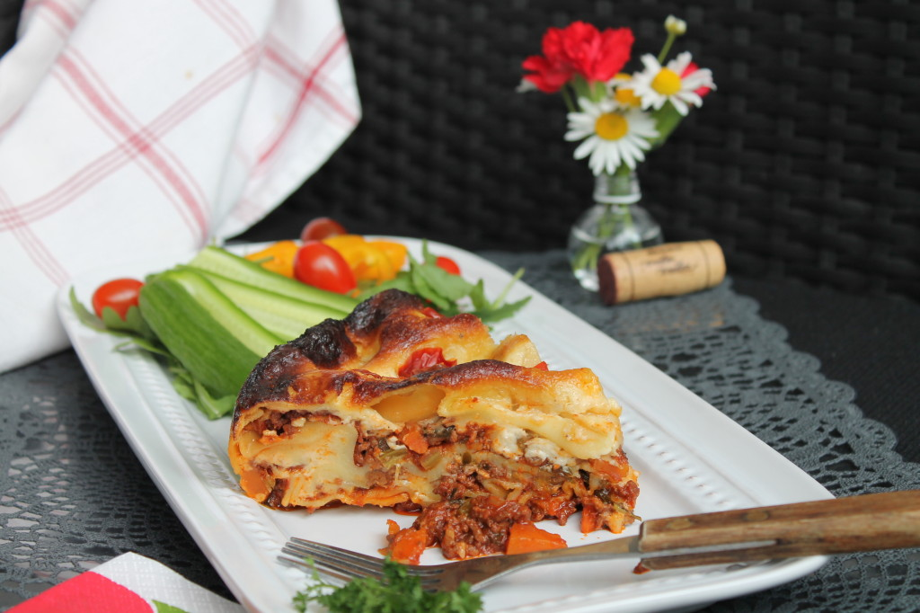 lasagne jamie oliver paolo roberto