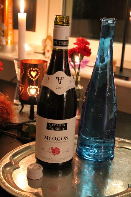 vintips boeuf bourguignon morgon rödvin