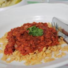 förskolans vegetariska böngryta kidneybönor chilisting