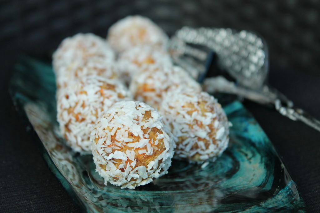 morotsbollar kardemumma citron mandel nyttigt godis