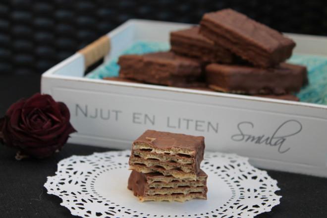 kexchoklad hemgjord nougat mjölkchoklad julgodis godis
