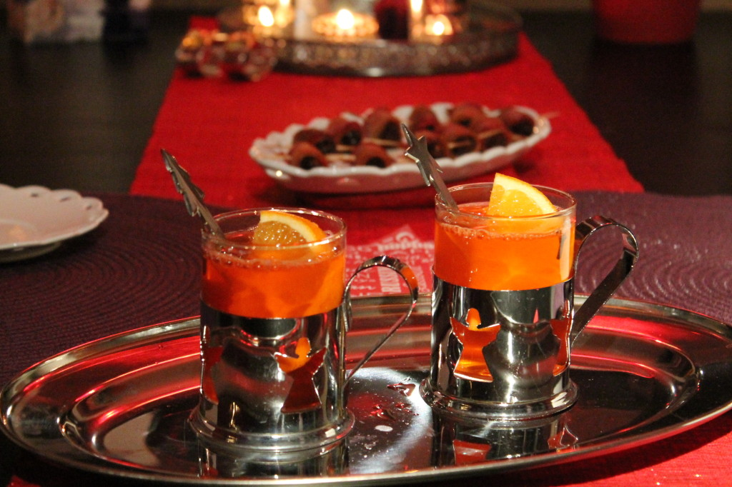 aperol winter warmer aperol spritz glögg kryddnejlika