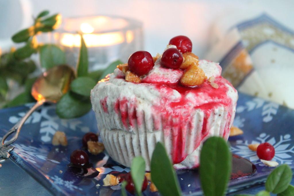 plommonparfait lingonsås finlands självständighetsdag juldessert jul