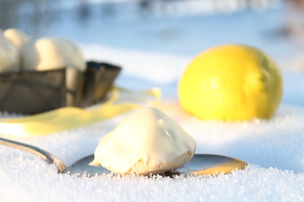 citronbiskvier citron mandelmassa