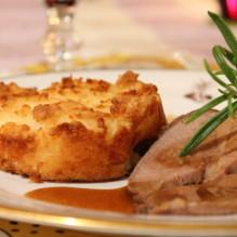 potatisbakelse enkel påsk lammstek rosmarin