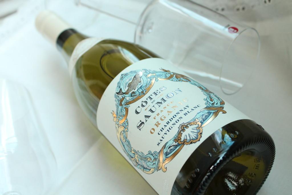 vin till lax frankrike côtes de saumon vitt vin chardonnay sauvignon blanc